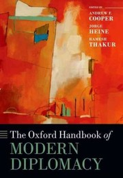 Cover of Oxford Handbook of Modern Diplomacy