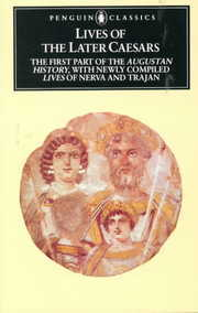 Cover of Lives of the Later Caesars