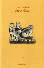 Cover of Various: Ten Poems about Cats