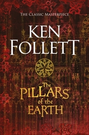 Cover of Ken Follett: The Pillars of the Earth