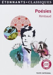 Cover of Arthur Rimbaud: Poésies