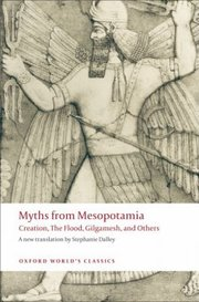 Cover of Myths from Mesopotamia