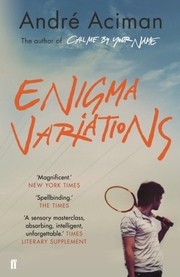 Cover of Andre Aciman: Enigma Variations