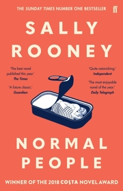 Cover of Sally Rooney: Normal People