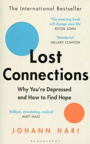 Cover of Johann Hari: Lost Connections
