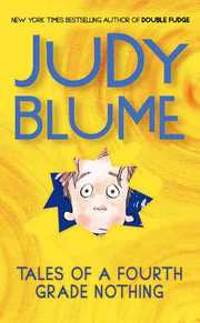 Cover of Judy Blume: Tales of a Fourth Grade Nothing