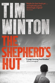Cover of Tim Winton: The Shepherd's Hut