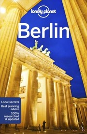 Cover of Lonely Planet, Andrea Schulte-Peevers: Lonely Planet Berlin