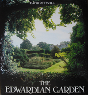 Cover of David Ottewill: The Edwardian Garden