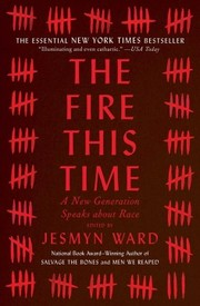 Cover of Jesmyn Ward (EDT): The Fire This Time