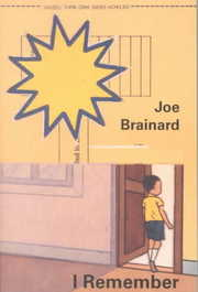 Cover of Joe Brainyard: I Remember