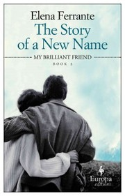 Cover of Elena Ferrante: The Story of a New Name