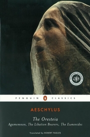Cover of Aeschylus: The Oresteia