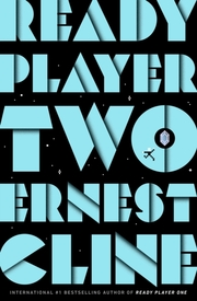 Cover of Ernest Cline: Ready Player Two