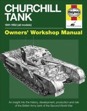 Cover of Nigel Montgomery: Churchill Tank 1941-1956 - All Models