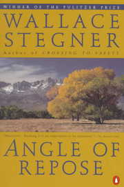 Cover of Wallace Stegner: Angle of Repose