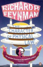 Cover of Richard P. Feynman: The Character of Physical Law