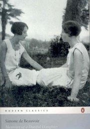 Cover of Simone de Beauvoir: Memoirs of a Dutiful Daughter