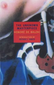 Cover of Honore de Balzac: The Unknown Masterpiece