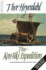 Cover of Thor Heyerdahl: Kon-Tiki Expedition