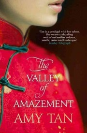 Cover of Amy Tan: Valley of Amazement