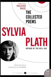 Cover of Sylvia Plath, Ted Hughes (EDT): Collected Poems