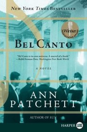 Cover of Ann Patchett: Bel Canto