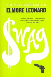 Cover of Elmore Leonard: Swag