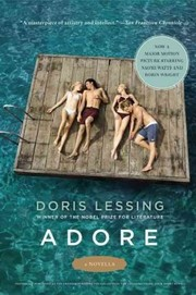 Cover of Doris May Lessing: Adore