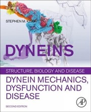 Cover of Stephen M. King (EDT): Dyneins