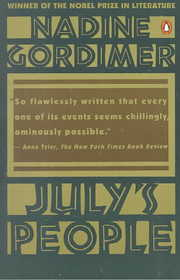 Cover of Nadine Gordimer: July's People