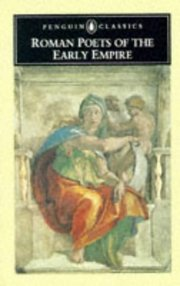Cover of Roman Poets of the Early Empire