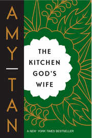 Cover of Amy Tan: The Kitchen God's Wife