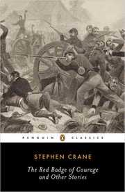 Cover of Stephen Crane: Red Badge of Courage and Other Stories