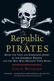 Cover of Colin Woodard: The Republic of Pirates