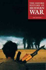 Cover of Oxford History Of Modern War