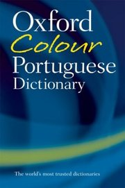 Cover of Oxford Colour Portuguese Dictionary
