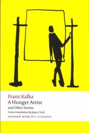 Cover of Franz Kafka: Hunger Artist and Other Stories