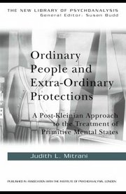 Cover of ORDINARY PEOPLE EXTRAORD PROT