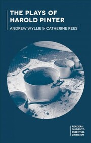 Cover of Andrew Wyllie, Catherine Rees: The Plays of Harold Pinter
