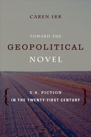 Cover of Toward the Geopolitical Novel