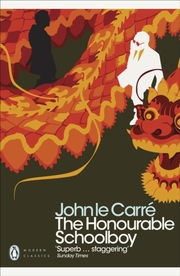 Cover of John le Carre: Honourable Schoolboy