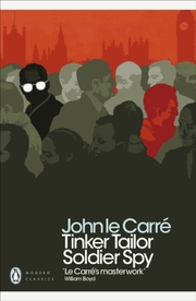 Cover of John le Carre: Tinker Tailor Soldier Spy