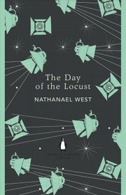 Cover of Nathanael West: Day of the Locust