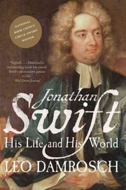Cover of Leo Damrosch: Jonathan Swift