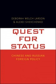 Cover of Quest for Status