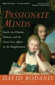 Cover of David Bodanis: Passionate Minds