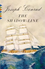 Cover of Joseph Conrad: The Shadow-line