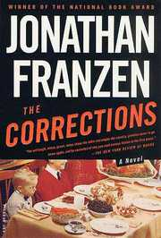 Cover of Jonathan Franzen: The Corrections