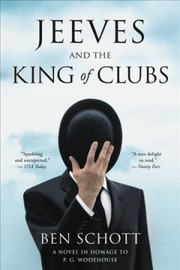Cover of Ben Schott: Jeeves and the King of Clubs